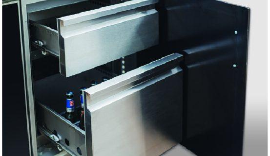 Kühlschrank Outdoor : Outdoor kühlschrank mit seitlicher belüftung links oder rechts